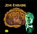 JOHN CARRADINE: LAND OF 1000 FACES - CD