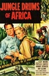 JUNGLE DRUMS OF AFRICA - 11X17 Poster Reproduction