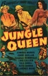 JUNGLE QUEEN (1945) - 11X17 Poster Reproduction