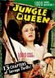 JUNGLE QUEEN (1945) - DVD