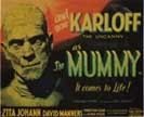 MUMMY, THE (1932/Mummy Face) - 11X14 Lobby Card Reproduction
