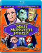 MAD MONSTER PARTY (1967) - Blu-Ray & DVD Combo Pack