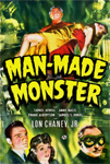 MAN MADE MONSTER - 11X17 Poster Reproduction
