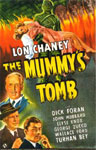 MUMMY'S TOMB (1942) - 11X17 Poster Reproduction