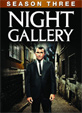 NIGHT GALLERY - Complete Third Season - DVD Set