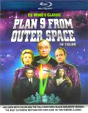 PLAN 9 FROM OUTER SPACE (1956) - Blu-Ray