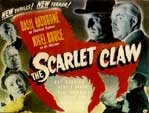 SCARLET CLAW, THE (1944/TC) - 11X14 Lobby Card Reproduction
