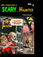 SCARY AND HAUNTED #02 - Reprint Book