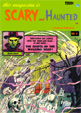SCARY AND HAUNTED #04 - Reprint Book