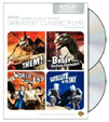 SCI-FI ADVENTURES - TCM Greatest Classic Films DVD Set