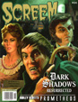 SCREEM #24 (Jonathan Frid Cover) - Magazine