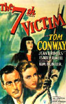 SEVENTH VICTIM (1943) - 11X17 Poster Reproduction