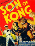SON OF KONG (1933) - 11X14 Poster Reproduction