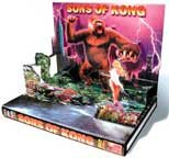 SONS OF KONG (10 Movie Set) - DVD Pop-Up Box Set