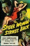 SPIDER WOMAN STRIKES BACK (1946) - 11X17 Poster Reproduction