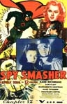 SPY SMASHER - 11X17 Poster Reproduction