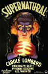 SUPERNATURAL (1932) - 11X17 Poster Reproduction