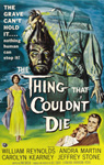 THING THAT COULDN'T DIE (1959) - 11X17 Poster Reproduction