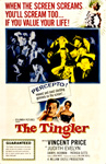 TINGLER, THE (1959) - 11X17 Poster Reproduction