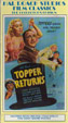 TOPPER RETURNS (1941) - VHS
