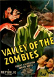 VALLEY OF THE ZOMBIES (1946) - All Region DVD-R