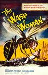 WASP WOMAN (1959) - 11X17 Poster Reproduction