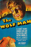 WOLF MAN, THE (1941) - 11X17 Poster Reproduction