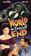 WORLD WITHOUT END (1955) - Used VHS